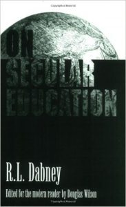 on-secular-education