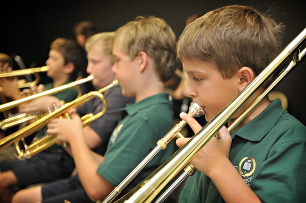 kids in band Association of Classical Christian Schools (ACCS)