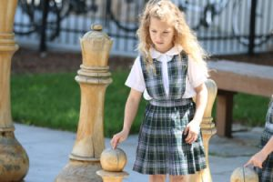 girl chess Association of Classical Christian Schools (ACCS)