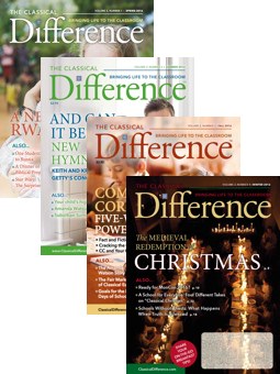 The Classical Difference 1-Year Subscription Image