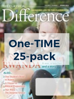 The Classical Difference 1-Time Bulk Pack of 25 Image