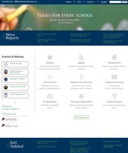 Member Resource Center Website Image