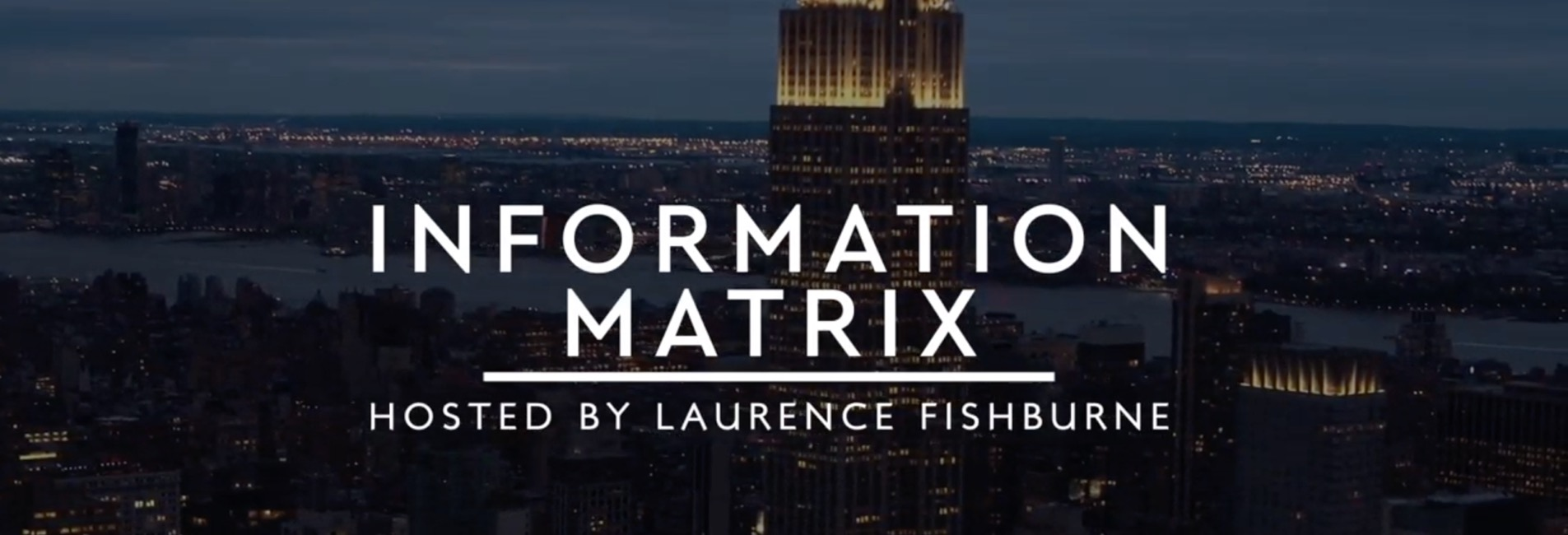 information matrix logo and host