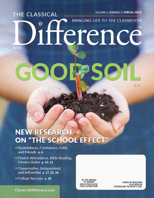 100 Bulk Pack - Good Soil Special Issue - The Classical Difference Summer 2020 Image